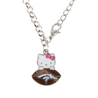 Denver Broncos Hello Kitty Bracelet