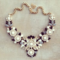 Fashion Paradise Statement Necklace