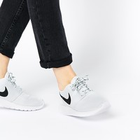 Nike Roshe Run Pure Platinum Trainers