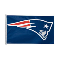 New England Patriots NFL 3x5 Banner Flag (36x60)