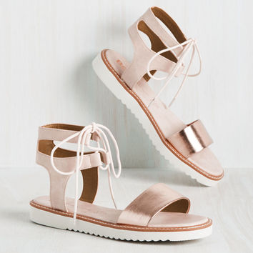BC Footwear Committing Pretty Sandal | Mod Retro Vintage Sandals | ModCloth.com