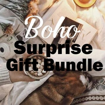 Surprise Boho Gift Bundle!