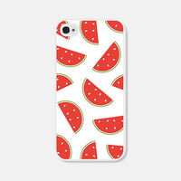 iPhone Case - Watermelon iPhone 5c Case - Watermelon iPhone 5 Case - Watermelon iPhone 4s Case - Watermelon iPhone 5s Case - Red Summer