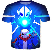 I have yet to see undertale on rageon