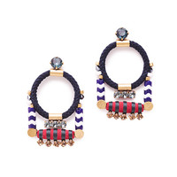 ROPE CORD EARRINGS