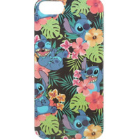 Disney Lilo & Stitch Floral iPhone 5/5S Case