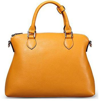 Stylish Genuine Leather handbag.