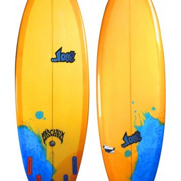 5'8 ...LOST LAZY TOY SURFBOARD - Catalyst Shop