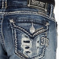 Miss Me Grinded Stretch Short - Women's Shorts | Buckle
