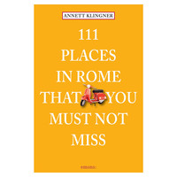 111 Places In Rome, Non-Fiction Books