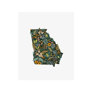 Georgia Wildflowers Art Print by RIFLE PAPER Co. | Made in USA