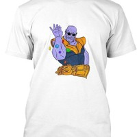 Thanos Meme Infinity War Funny Shirts