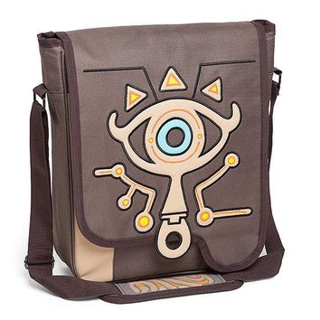 Breath Of The Wild Sheikah Slate Satchel Legend of Zelda Nintendo Bag
