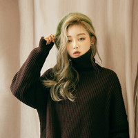 Turtle-Neck Drop-Shoulder Sweater