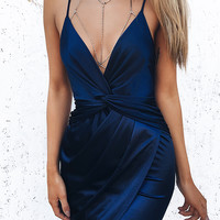Belinda Dress Midnight