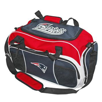 New England Patriots NFL Tuck Sport Gym Bag