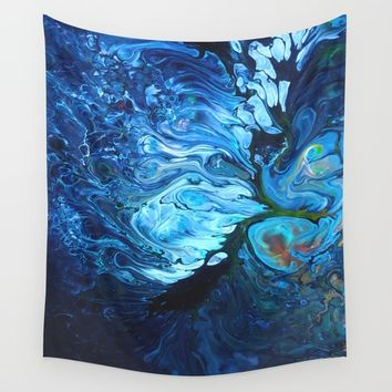 Organic.2 Wall Tapestry by DuckyB