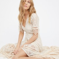 Free People Rhiannon Gown