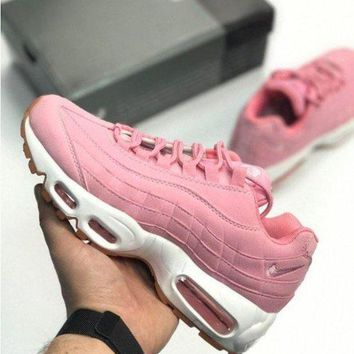 NIKE AIR MAX 95 Pink Fashion shoes running shoes