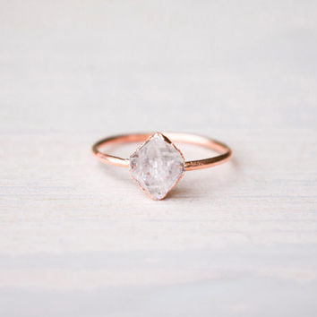 Best Rough Crystal Rings Products On Wanelo