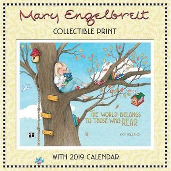 Engelbreits Collectors Wall Calendar, Mary Engelbreit by Andrews McMeel