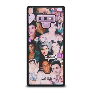 DOLAN TWINS COLLAGE Samsung Galaxy Note 9 Case