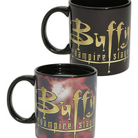Buffy The Vampire Slayer Heat Change Mug