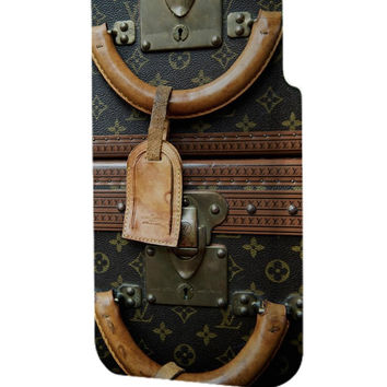 Best 3D Full Wrap Phone Case - Hard (PC) Cover with cover louis vuitton vintage Design