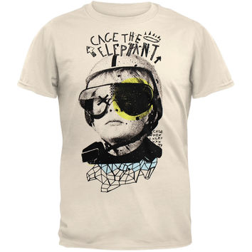 Cage The Elephant - Tiny Little Robots Soft T-Shirt