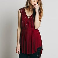 Free People Womens Dancing All Night Top