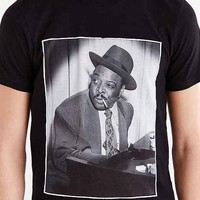 Rosser Riddle Count Basie Photo Tee- Black