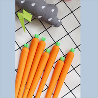 Cute Kawaii Carrots Gel Pen