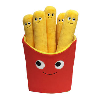 Yummy World Large Fries Plush