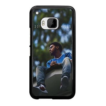J. COLE FOREST HILLS HTC One M9 Case Cover