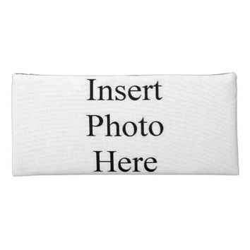 Design Your Own Custom Photo Pencil Case