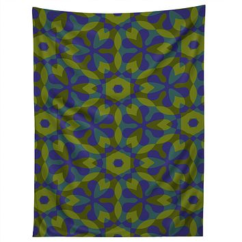 Wagner Campelo Geometric 4 Tapestry