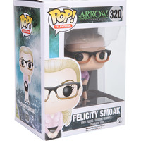 Funko DC Comics Arrow Pop! Television Felicity Smoak Vinyl Figure