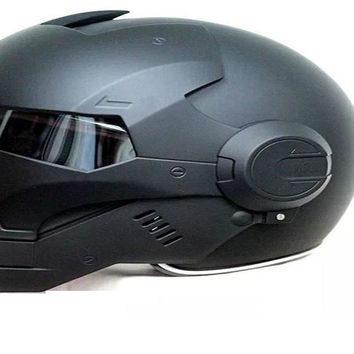 IRONMAN Iron Man motorcycle helmet