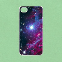 Nebula space for iphone 4 case , iphone 4s case, iphone 5 case , samsung galaxy s3 case, ipod touch 4 case