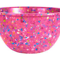 One Kings Lane - Cook in Color - Original Confetti Bowl, 16 Oz