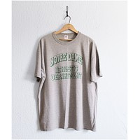 Vintage 1980s Notre Dame + Time Honored Tee