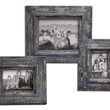 Uttermost Kalapini Photo Frames Set/3 - 18550