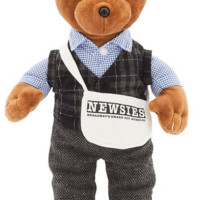 Newsies the Musical - Newsboy Plush Bear