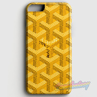 Goyard Destkop Wallpaper iPhone 6/6S Case | casefantasy