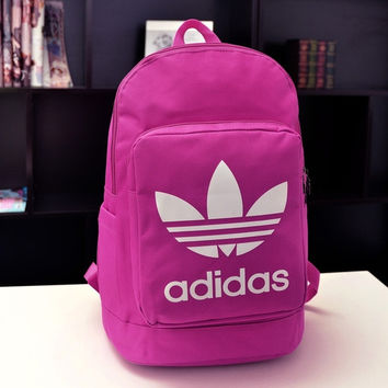 """Adidas"" Sport Travel Backpack College School Bag Laptop Bag Bookbag"