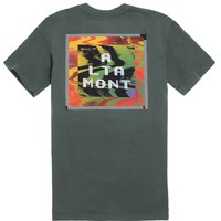 Altamont Bit-Step T-Shirt - Mens Tee - Green