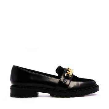 ASOS MADONNA Leather Flat Shoes
