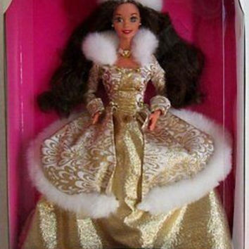 Mattel Barbie 1995 Sam's Club Exclusive Winter Fantasy Doll-Brand new in Box!