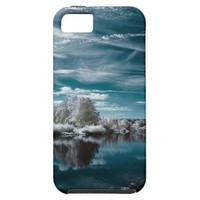 Turquoise Serenity iPhone 5 Covers