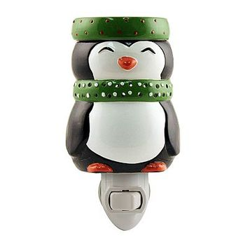 Penguin Plug-In Candle Warmer